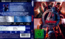 Avengers: Age of Ultron (2015) 4K UHD German Cover