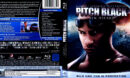 Pitch Black - Planet der Finsternis (2000) German Blu-Ray Cover