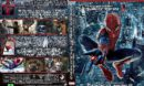 The Amazing Spiderman 1 & 2 (2006) R2 German DVD Cover