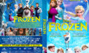Frozen (2013) R0 Custom DVD Cover