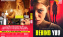 Behind You (2020) R0 Custom DVD Cover