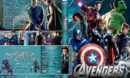 The Avengers (2012) R2 German DVD Covers