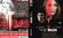 The Box (2009) R2 German DVD Cover