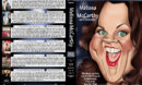 Melissa McCarthy Filmography - Set 3 (2010-2013) R1 Custom DVD Cover