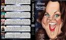 Melissa McCarthy Filmography - Set 4 (2013-2016) R1 Custom DVD Cover