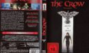 The Crow (1994) R2 German DVD Cover