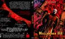 Hellraiser 3: Hell on Earth (1992) German Custom Blu-Ray Cover