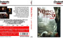 Wrong Turn 6: Last Resort (2014) DE Custom Blu-Ray Cover