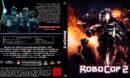 RoboCop 2 (1990) DE Custom Blu-Ray Cover