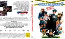 Police Academy 3 - ...und keiner kann sie bremsen (1986) DE Custom Blu-Ray Cover