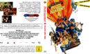 Police Academy 4 - Und jetzt geht's rund (1987) DE Custom Blu-Ray Cover