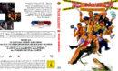 Police Academy 5 - Auftrag Miami Beach (1988) DE Custom Blu-Ray Cover