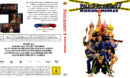 Police Academy 7 - Mission in Moskau (1994) DE Custom Blu-Ray Cover