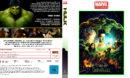 Der unglaubliche Hulk (2008) DE Custom Blu-Ray Cover