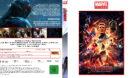 Avengers: Age of Ultron (2015) DE Custom DVD Cover