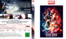 The First Avenger: Civil War (2016) DE Custom Blu-Ray Cover
