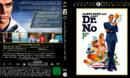 James Bond 007 jagt Dr. No (1962) DE Custom Blu-Ray Cover