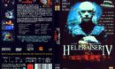 Hellraiser 4 (2000) R2 DE DVD Cover