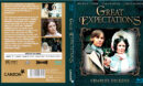 GREAT EXPECTATIONS (1974) CUSTOM BLU-RAY COVER & Label