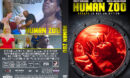 Human Zoo (2020) R0 Custom DVD Cover & Label