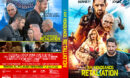 I Am Vengeance Retaliation (2020) R1 Custom DVD Cover