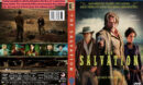The Salvation (2014) R1 Custom DVD Cover