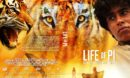 Life of Pi (2012) R2 DE Custom DVD Cover