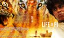 Life of Pi (2012) DE Custom Blu-Ray Cover