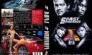 2 Fast 2 Furious (2003) R2 DE DVD Covers