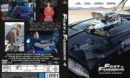 The Fast And The Furious 4 R2 DE Custom DVD Covers