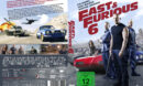 The Fast And The Furious 6 R2 DE DVD Covers