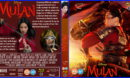 Mulan (2020) RB Custom Bluray Cover and Label