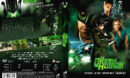 The Green Hornet (2010) R2 DE DVD Cover