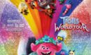 Trolls: World Tour (2020) R1 Custom DVD Label