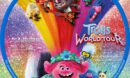 Trolls: World Tour (2020) Custom Blu-Ray Label