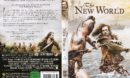 The New World (2005) R2 DE DVD Cover