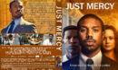 Just Mercy (2019) R1 Custom DVD Cover & Label