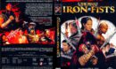 The Man With The Iron Fists (2013) R2 DE DVD Cover