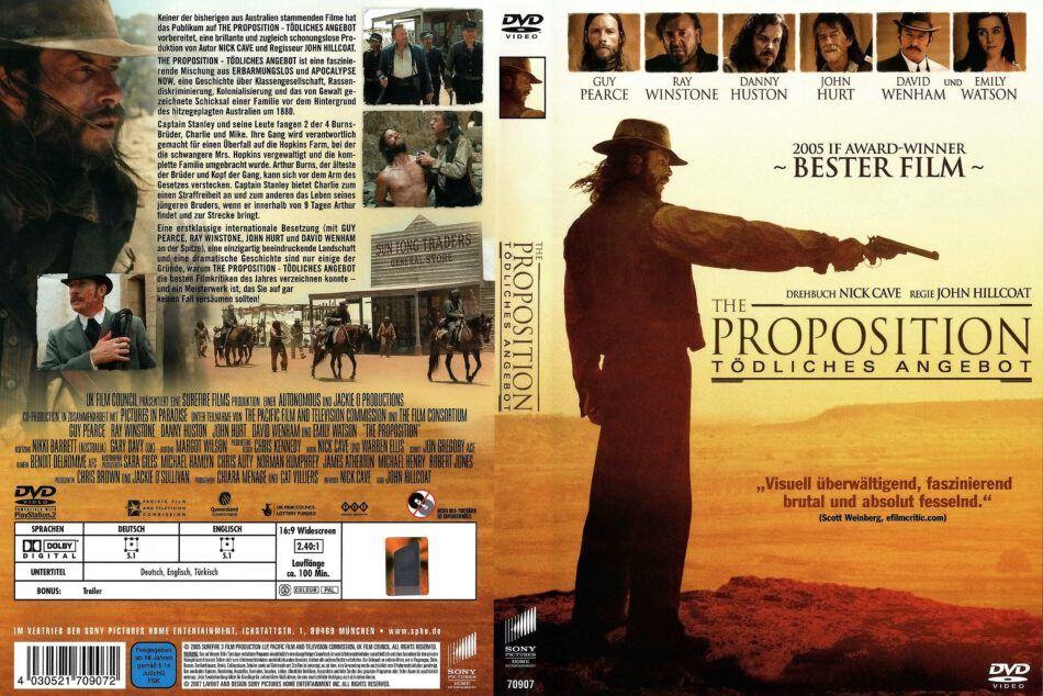 The Proposition (2005) - kabarmedia