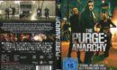 The Purge 2-Anarchy (2014) R2 DE DVD cover