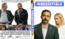 Irresistible (2020) R1 Custom DVD Cover & label