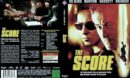 The Score (2002) R2 DE DVD Cover