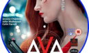 Ava (2020) R2 Custom DVD Label