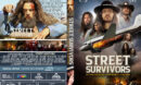 Street Survivors: The True Story Of The Lynyrd Skynyrd Plane Crash (2020) R1 Custom DVD Cover & Label