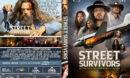 Street Survivors: The True Story Of The Lynyrd Skynyrd Plane Crash (2020) R1 Custom DVD Cover & Label