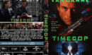 Timecop (1994) R1 Custom DVD Cover & Label