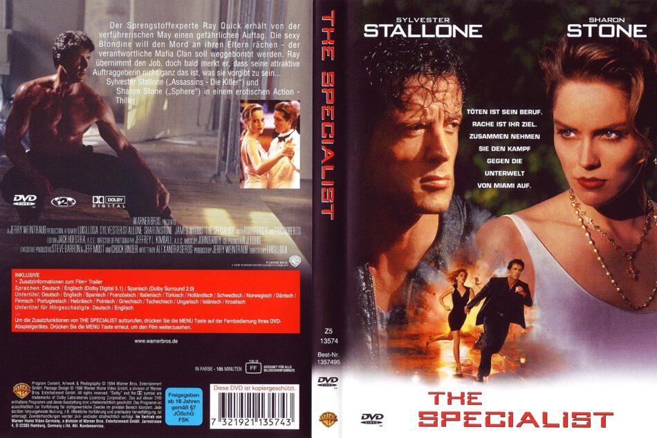 The Specialist 1994 R2 De Dvd Cover Dvdcover Com