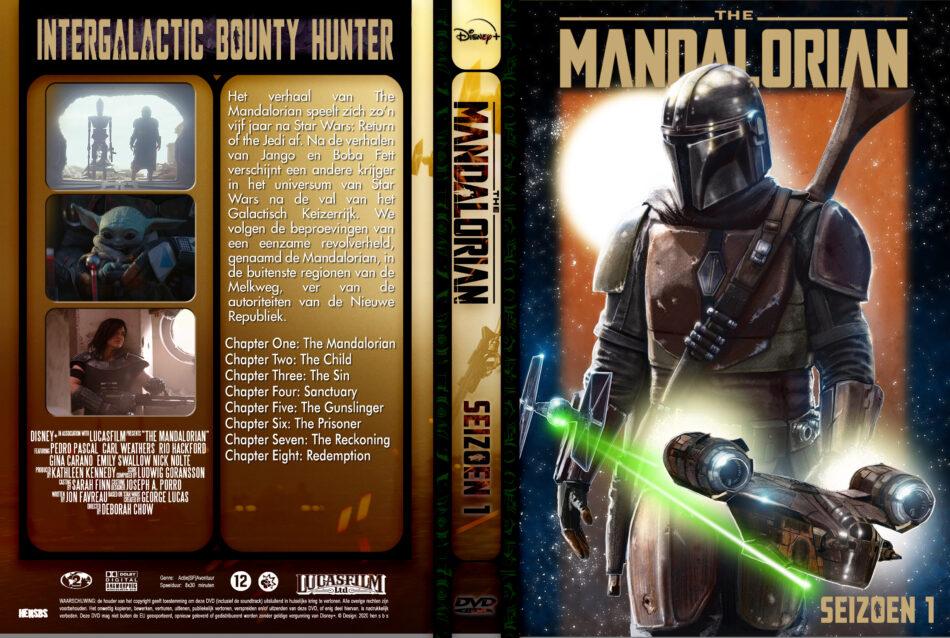 The Mandalorian Dvd
