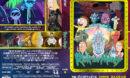 Rick and Morty - season 4 (2019) R0 Custom DVD Cover & Label