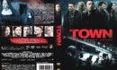 The Town (2010) R2 DE DVD Cover